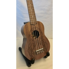 Flight NUS350DC Dreamcatcher Soprano Ukulele With Black Bag