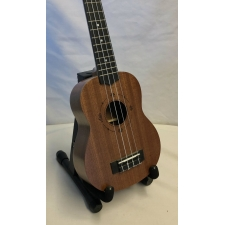 Austin Naupaka All Mahogany Soprano Ukulele With Bag