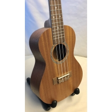 T9 Deluxe Concert Ukulele In Laminate Mahogany With Black Bag