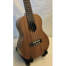 Factory Prototype Mahogany Concert Ukulele With Black Bag