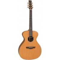 Vintage VE2000DLX Gordon Giltrap Signature Model Electro Acoustic In Natural
