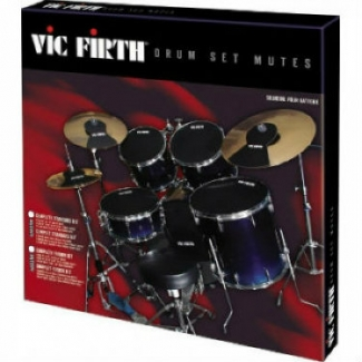 """Vic Firth PP4 Drum Set Mutes (22"""" Fusion)"""