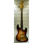 Vintage ICON V74MR Fretless Bass, Sunburst