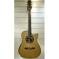 Maestro Victoria WE-CSB 000 Size Electro Acoustic Guitar With Hard Case