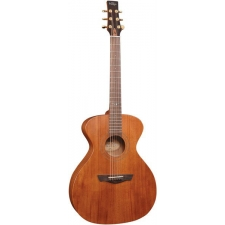 Vintage V2000MGG Gordon Giltrap Mahogany Acoustic Guitar, Secondhand