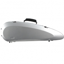 Sinfonica Rocket Violin Case For 4/4 Size Violin Silver (VC021)