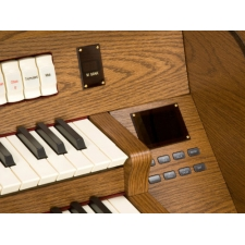 Viscount Envoy 23S Classical Organ With 30 Note Pedalboard & Bench