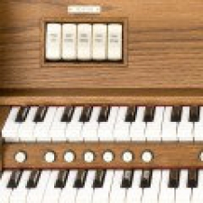 Viscount Regent 235 Classical Organ With 32 Note Pedalboard & Bench