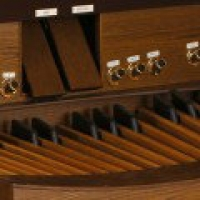 Viscount Regent 247 Classical Organ With 32 Note Pedalboard & Bench