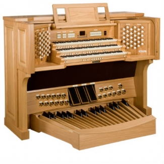 Viscount Regent 356D Classical Organ With 32 Note Pedalboard & Bench