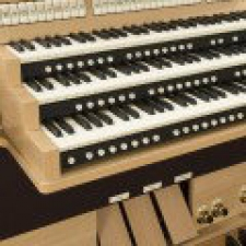 Viscount Sonus 60DLX Deluxe Organ With 32 Note Pedalboard & Bench