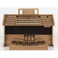 Viscount Sonus Ouverture Classical Organ With 32 Note Pedalboard & Bench