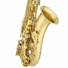 Vivace by Kurioshi (Via Trevor James) Tenor Sax Outfit in Gold Lacquer (3SKVTGL)