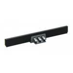 Yamaha LP255 Pedal Board for P255 Piano in Black