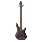 Yamaha TRBX505 5 String Bass Trans Brown