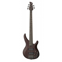 Yamaha TRBX505 5 String Bass Trans Black