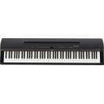 Yamaha P255 Portable Piano in Black