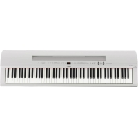 Yamaha P255 Portable Piano in White (P255WH)