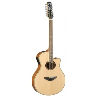 Yamaha APX700 II 12 12 String Thinline Electro Acoustic, Natural