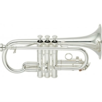 Yamaha YCR2610S-III Eb Cornet with Case & Mouthpiece