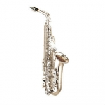 Yamaha YAS62S Alto Saxophone, Silver Plated