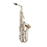 Yamaha YAS62S Alto Saxophone In Silver Plate With Mouthpiece & Case