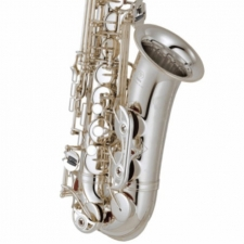 Yamaha YAS62S-02 Alto Saxophone In Silver Plate With Mouthpiece & Case