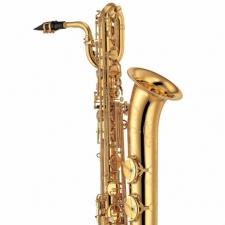 Yamaha YBS62 Baritone Sax With Mouthpiece & Case