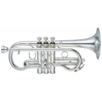 Yamaha YCR8620S-02 Neo Eb Cornet with Case & Mouthpiece
