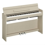 Yamaha YDPS34 Arius Digital Piano, White Ash