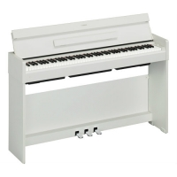 Yamaha YDPS34 Arius Digital Piano, White