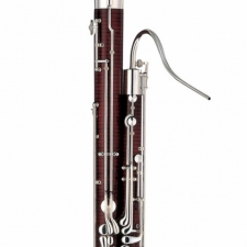 Yamaha YFG811 II Bassoon (Thinner Wall Model) With Case