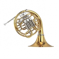 Yamaha YHR668D Full Double French Horn (Yamaha YHR668D-ll), Detachable Bell