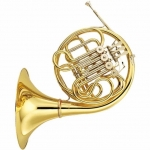 Yamaha YHR567D Double F/Bb French Horn With Detachable Bell & Case