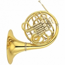 Yamaha YHR668D-II Double F/Bb French Horn With Detachable Bell & Case