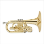 Yamaha YMP204M Marching Mellophone