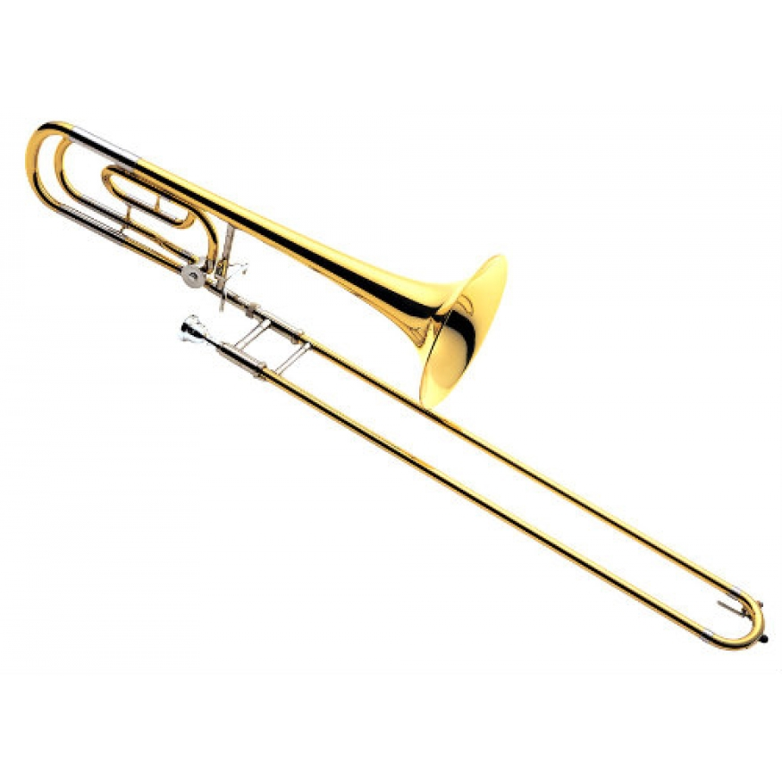 Yamaha ysl640 bb f tenor trombone at promenade music for Yamaha trombone case