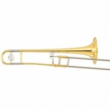 Yamaha YSL354 Bb Trombone with Case & Mouthpiece