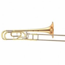 Yamaha YSL446G Bb/F Trombone With Case & Mouthpiece
