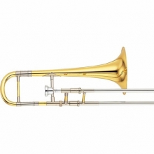 Yamaha YSL871 Custom Alto Trombone With Case & Mouthpiece