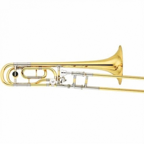 Yamaha YSL882 Xeno Model Bb/F Tenor Trombone With Case & Mouthpiece