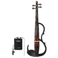 Yamaha YSV104 Silent Violin in Brown