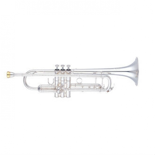 Yamaha YTR8335S Xeno Bb Trumpet in Silver Plate with Mouthpiece & Case