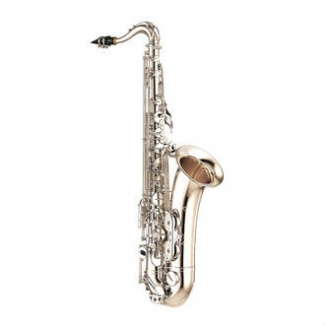 Yamaha YTS62S 02 Tenor Saxophone In Silver Plate With Mouthpiece & Case