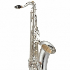 Yamaha YTS-82ZS Tenor Saxophone In Silver Plate With Mouthpiece & Case