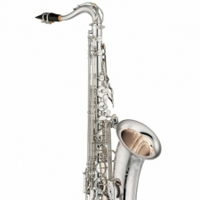 Yamaha YTS-875EXS Tenor Saxophone in Silver Plate With Mouthpiece & Case