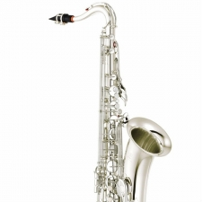 Yamaha YTS-280S Tenor Saxophone In Silver Plate With Mouthpiece & Case