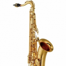 Yamaha YTS-480 Tenor Saxophone Outfit With Mouthpiece & Case