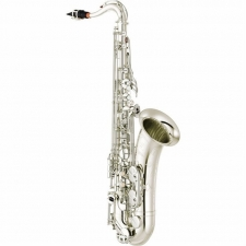 Yamaha YTS-480S Tenor Saxophone Outfit In Silver Plate
