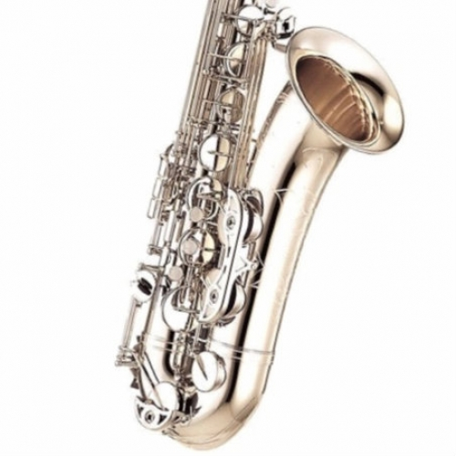 Yamaha YTS-62S Tenor Saxophone Outfit  In Silver Plate (YTS62S02)